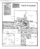 North Baltimore, Wood County 1886
