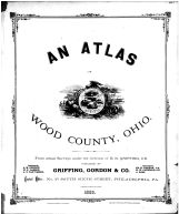 Title Page, Wood County 1886