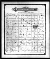 Hobart Township, Carrier, Garfield County 1906