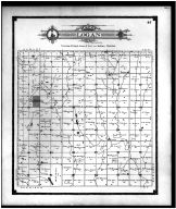 Logan Township, Lahoma, Garfield County 1906