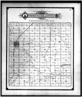 Noble Township, Hunter, Highland P.O., Garfield County 1906