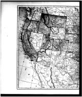 United States Map - Left, Garfield County 1906