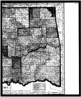 Oklahoma and Indian Territory Right, Grant County 1907