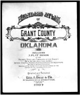 Title Page, Grant County 1907