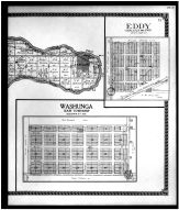 Longwood Township, Kaw City, Eddy, Washunga Right, Kay County 1910