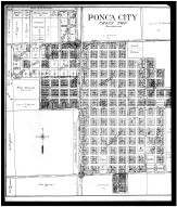 Ponca City, Kaw City Left, Kay County 1910