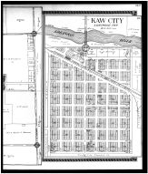 Ponca City, Kaw City Right, Kay County 1910