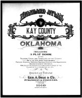 Title Page, Kay County 1910