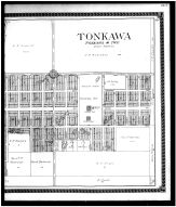 Tonkawa Right, Kay County 1910