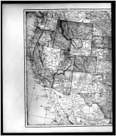 United States Map Left, Kay County 1910