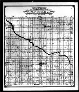 Kingfisher County Outline Map, Kingfisher County 1906
