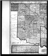 Oklahoma and Indian Territory Left, Kingfisher County 1906