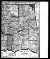 Oklahoma and Indian Territory Right, Kingfisher County 1906