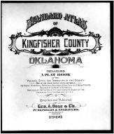 Title Page, Kingfisher County 1906