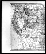 United States Map Left, Kingfisher County 1906