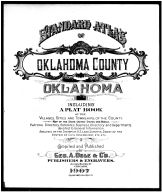 Title Page, Oklahoma County 1907