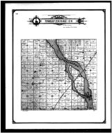 Township 20 N. Range 10 W., Cimarron River, Deep Creek Township, Woods County 1906