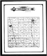 Township 20 N. Range 11 W., Isabella, Woods County 1906