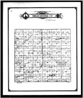 Township 20 N. Range 12 W., Plymouth, Woods County 1906