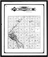 Township 21 N. Range 10 W., Walthall, Woods County 1906