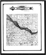 Township 21 N. Range 11 W., Quinlan and Deep Creek Townships, Woods County 1906
