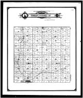 Township 21 N. Range 9 W., Ames, Woods County 1906