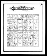 Township 22 N. Range 15 W., Media P.O., Griever P.O., Woods County 1906