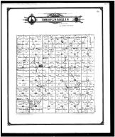 Township 22 N. Range 9 W., Meno, Woods County 1906