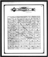 Township 24 N. Range 11 W., McWille Station, Woods County 1906