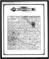 Township 25 N. Range 13 W., Dacoma, Woods County 1906