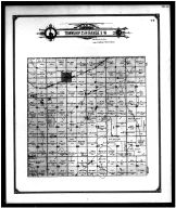 Township 25 N. Range 9 W., Jet, Woods County 1906