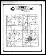 Township 26 N. Range 15 W., Avard, Woods County 1906