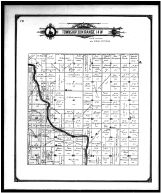 Township 28 N. Range 14 W., Fritelen Township, Woods County 1906