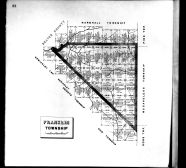 Plate 037 - Franklin Township, Allegheny County 1763 to 1914 Land Surveys
