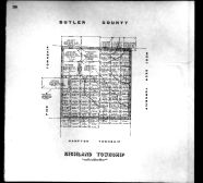Plate 039 - Richland Township, Allegheny County 1763 to 1914 Land Surveys