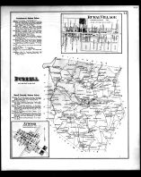 Burrell Township, Atwood, Rural Village and Cochrans Mills P.O., Armstrong County 1876