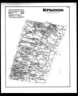 Kittanning Township,  Blanket Hill P.O., Armstrong County 1876