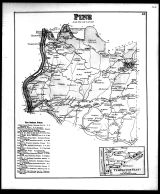 Pine Township, Templeton Stantion, Mahoning P.O., Brattonville, P.O., Goheenville P.O., Armstrong County 1876