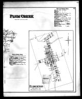 Plum Creek Township, Elderton Right, Armstrong County 1876