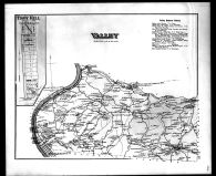 Valley Township, Tory Hill, Brockeville, Oscar P.O., Kittanning P.O., Greendale P.O., Armstrong County 1876