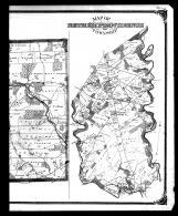 Concord and Nether Townships, Elam P.O., Concordville P.O., Woodland Station, Briggsville Right, Delaware County 1870