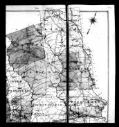Delaware County Map - Above Right
