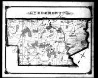 Edgmont Township, Howellville P.O, Plumsock, Delaware County 1870