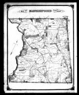 Haverford Township, Brynmawr, Millbrook, Coopertown, Delaware County 1870