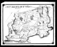 Ridley Township, Leiperville, Ridley Park Norwood, Knowlesboro, Spring Hill Sta., Morton, Delaware County 1870