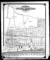South Chester, Delaware County 1870