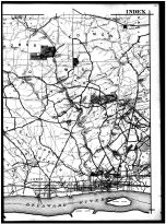 Index Map - Delaware County West of Ridley Creek Right, Delaware County 1909 Vol 2