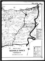 Plate 048 - Middletown Township, Glen Riddle, Lenni Right, Delaware County 1909 Vol 2