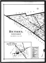Plate 053 - Bethel Township, Booth's Corners, Chelsea Left, Delaware County 1909 Vol 2