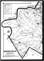 Plate 054 - Birmingham Township, Chadds Ford Left, Delaware County 1909 Vol 2